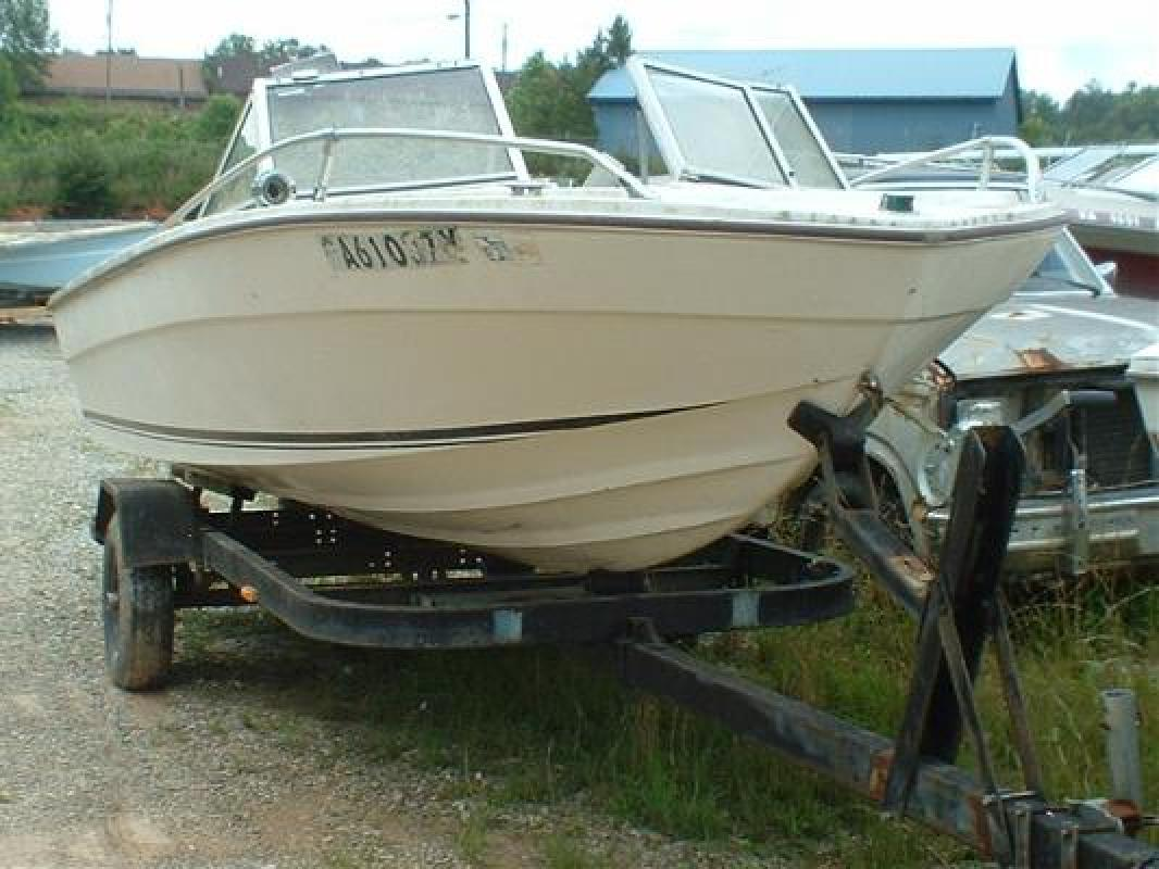 1979 17 39 galaxy 17 bowrider for sale in dawsonville for Bowrider boats with outboard motors