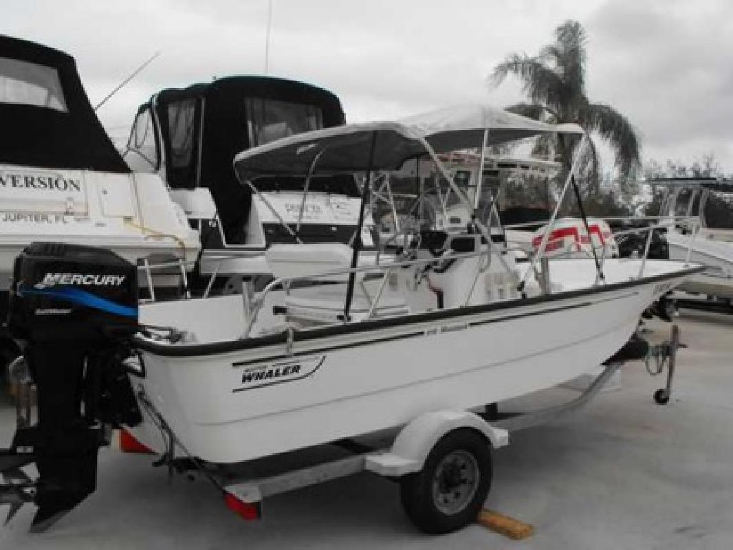 $16,500 2005 Boston Whaler 17 MONTAUK