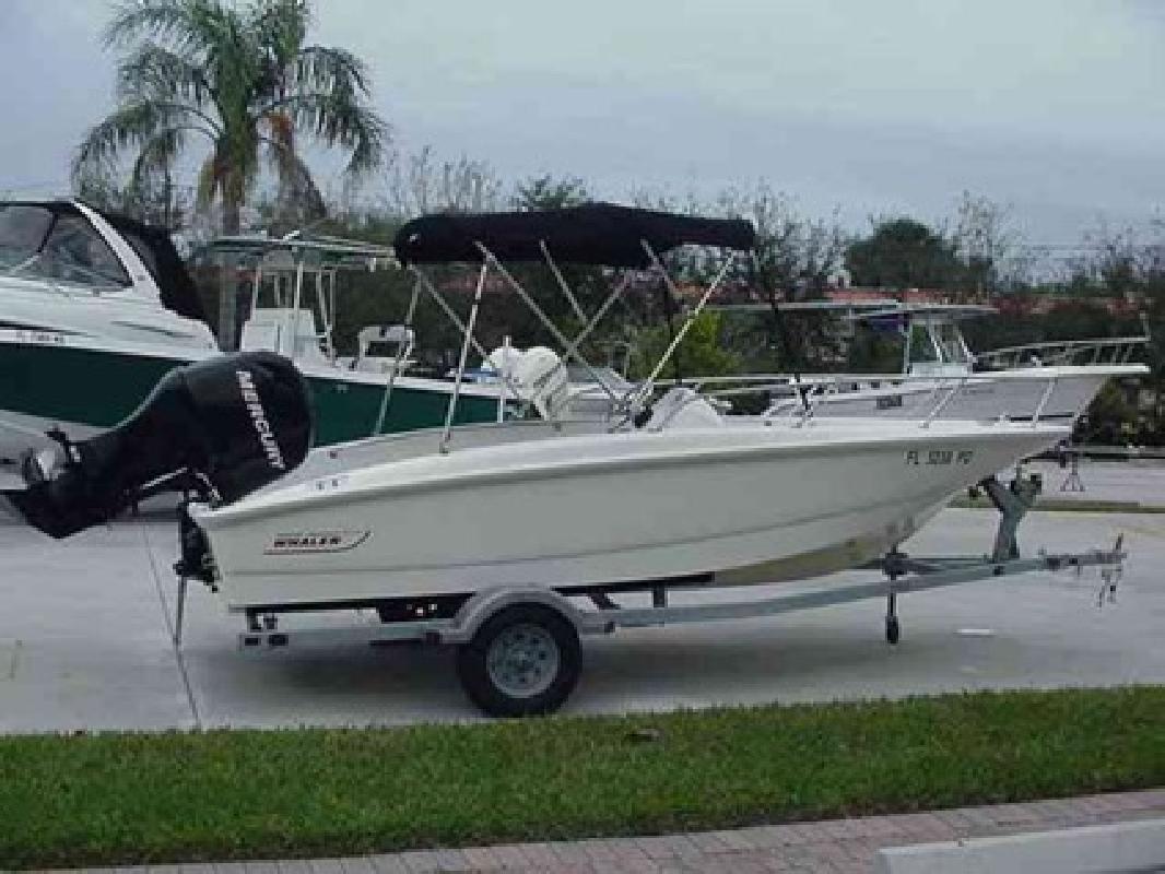 $24,500 2010 Boston Whaler 17 SPORT