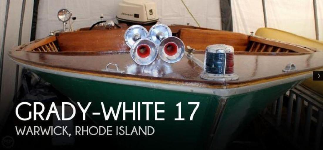 1965 Grady-White Boats 17 Warwick RI