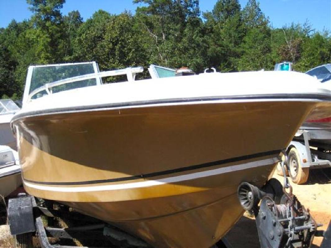 1973 17 39 bonito 17ft bowrider for sale in dawsonville for Bowrider boats with outboard motors