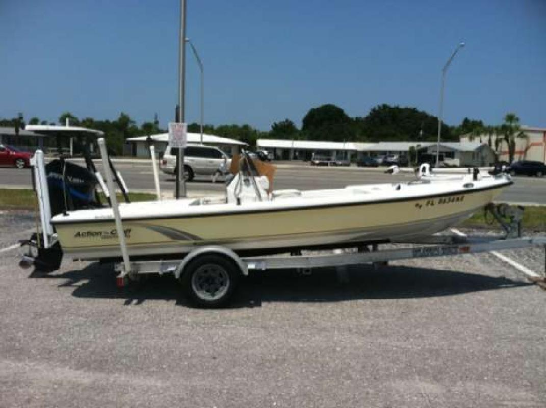 2005 18 39 action craft 1802 tournament edition for sale in for Action craft boat parts
