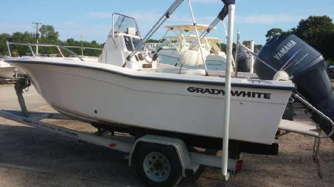 1998 GRADY-WHITE sportsman 180 Beaufort SC