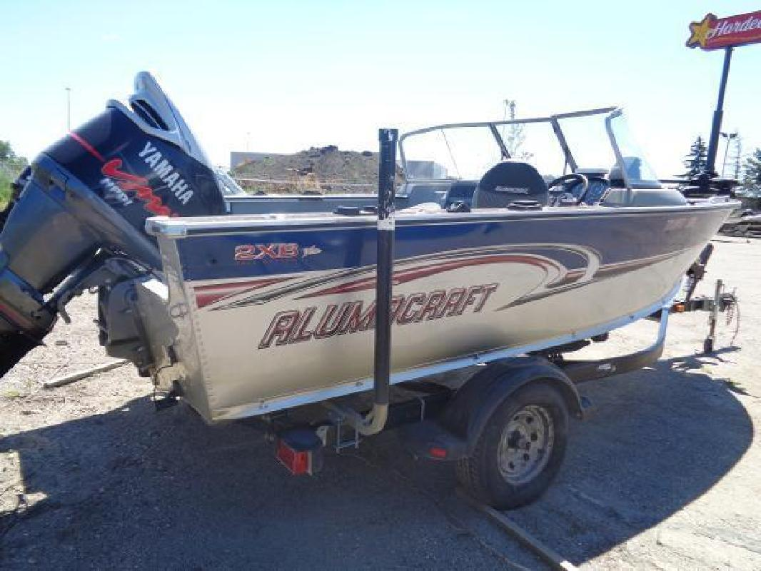 2004 alumacraft trophy 180 fargo nd for sale in medina for How much does a fishing boat cost
