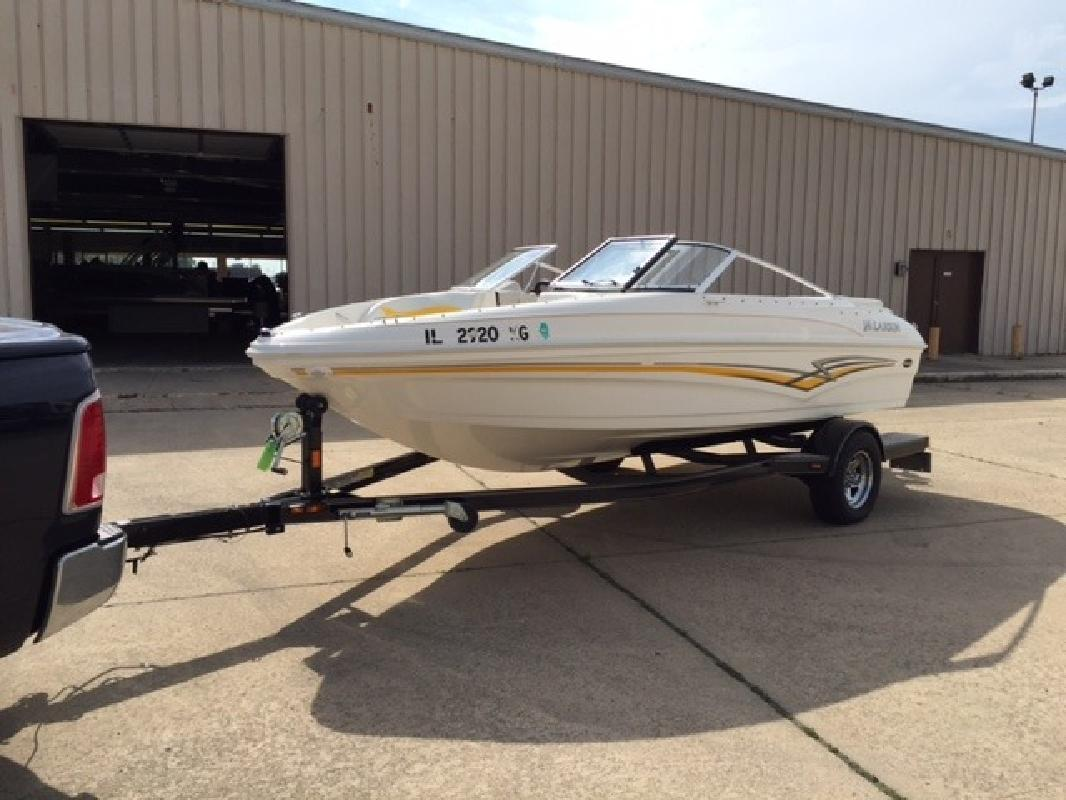 2008 - Larson Boats - 180 Sport in Effingham, IL