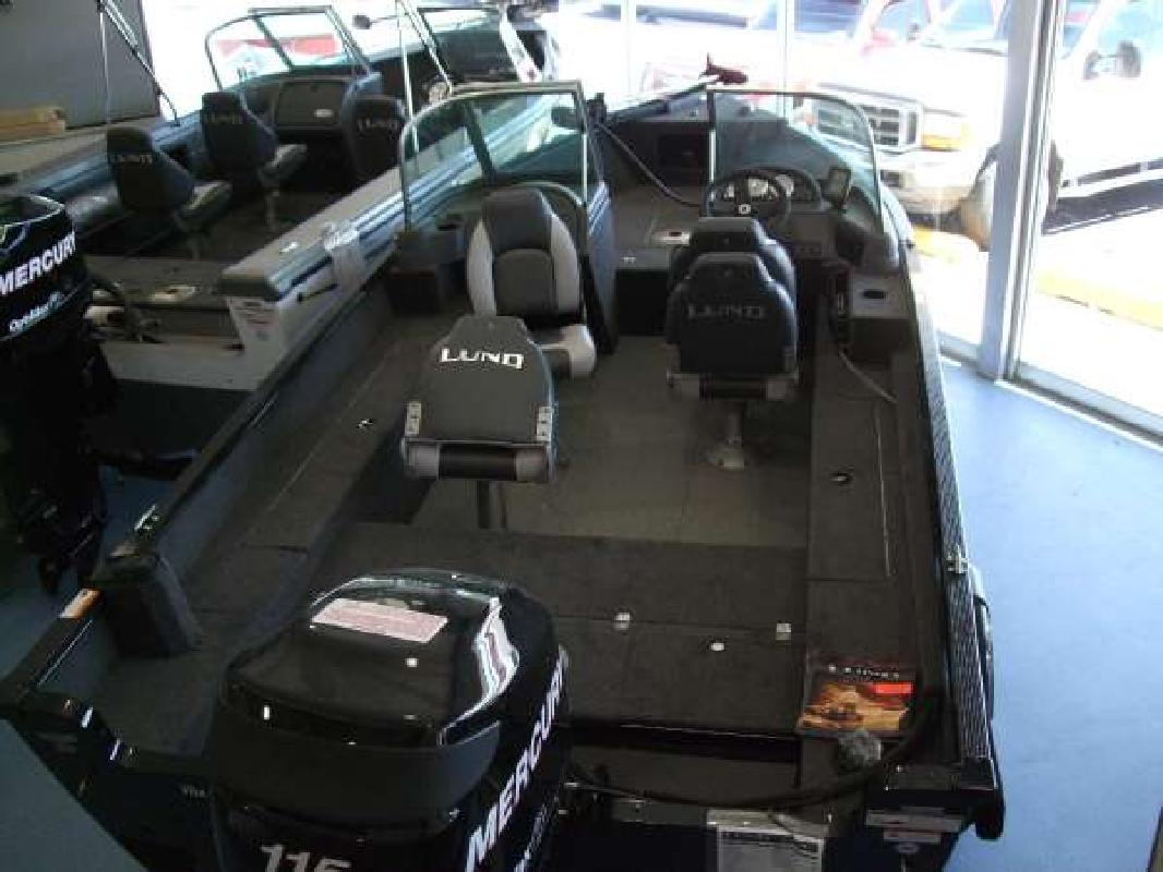 2010 18' Lund Boat Company 1825 Rebel XL Sport