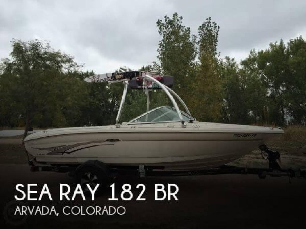 2002 Sea Ray Boats 182 BR Arvada CO