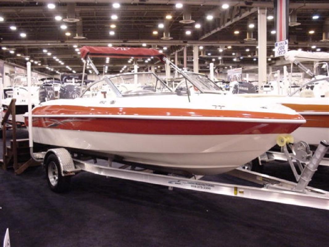 2010 18' VIP Boats 182 Br Ob