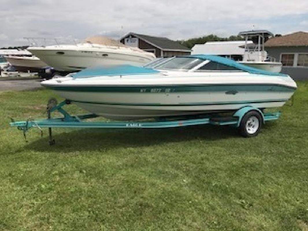 1991 - Sea Ray Boats - 185 Bow Rider in Henderson, NY