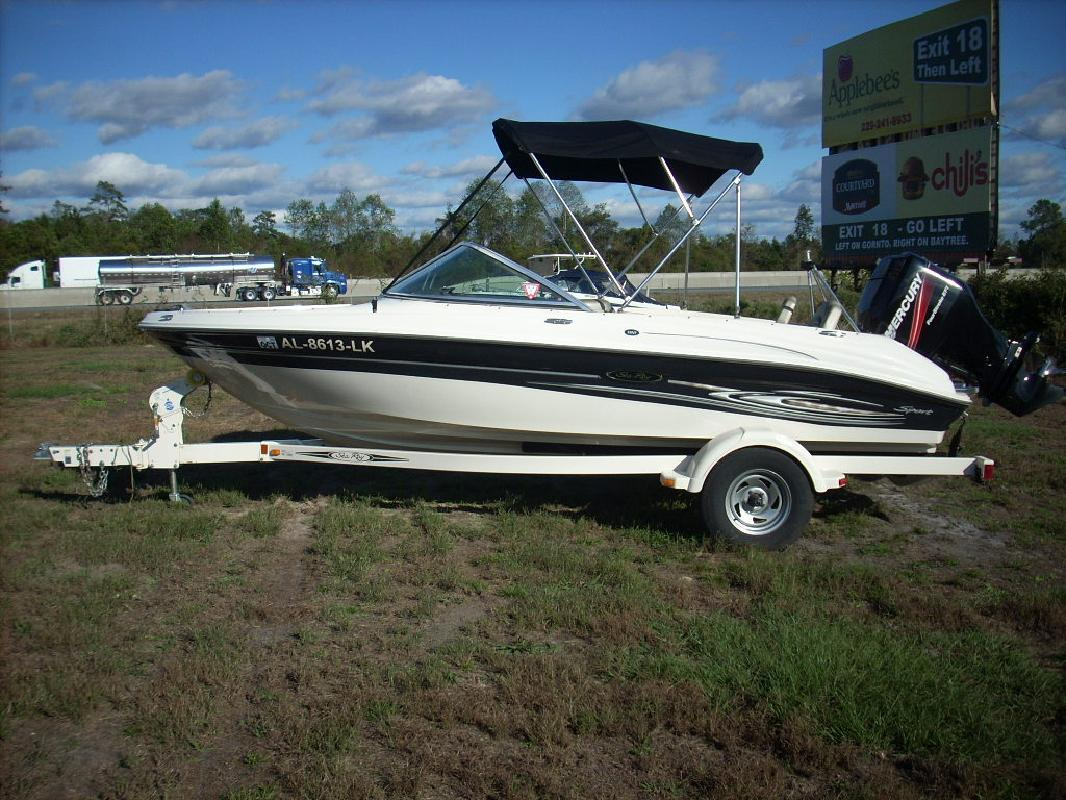 2005 18 39 sea ray 185 fish n 39 ski for sale in valdosta for Sea ray fish