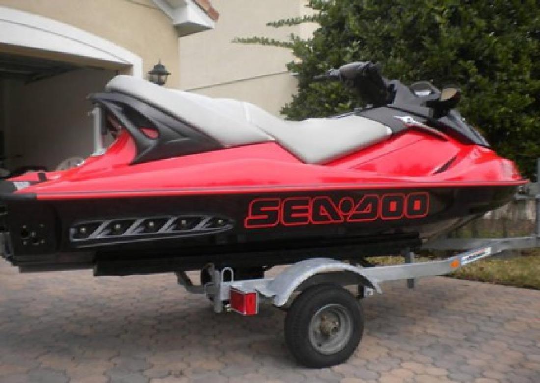 $1,700 OBO 2003 Seadoo Gtx 185 Hp Jet Ski