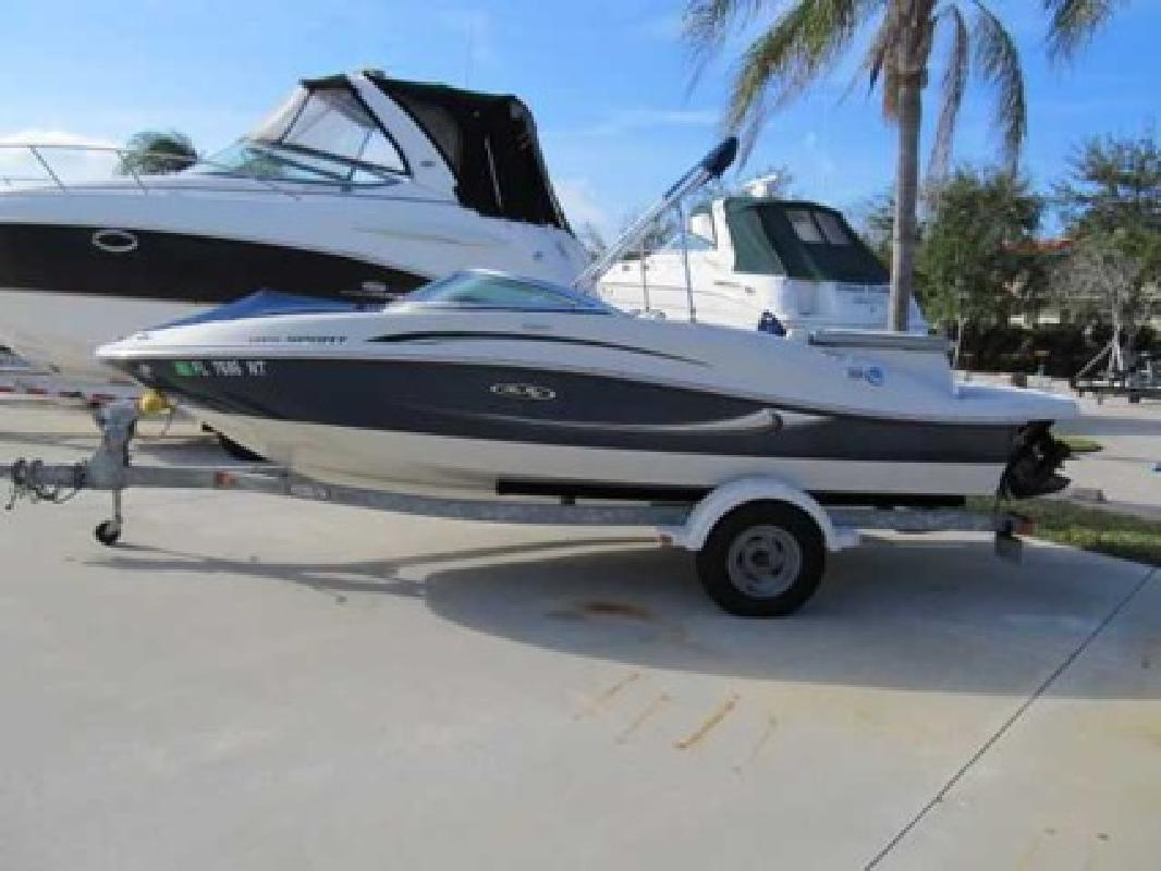 $19,900 2008 Sea Ray 185 SPORT
