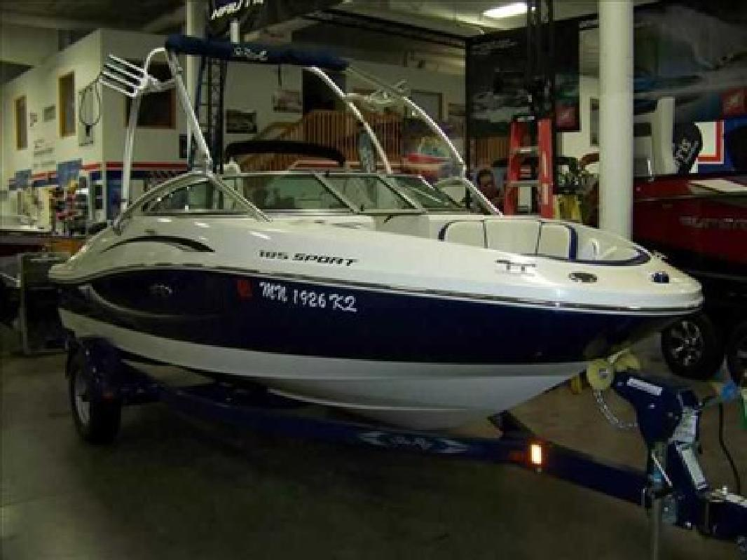 $24,995 2010 Sea Ray 185 SPORT