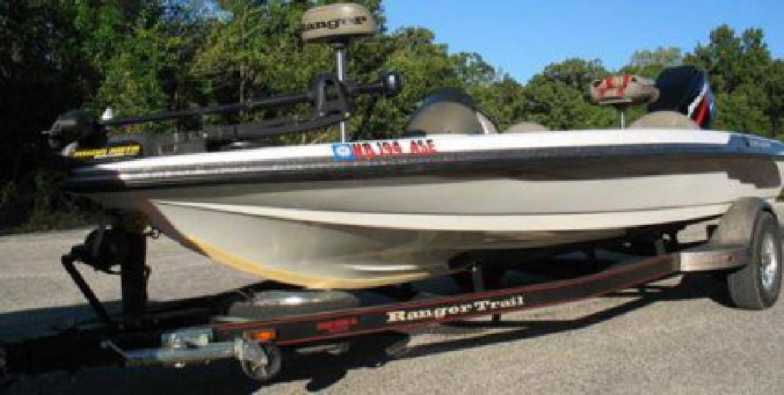 $15,500 2002 Ranger 185vs