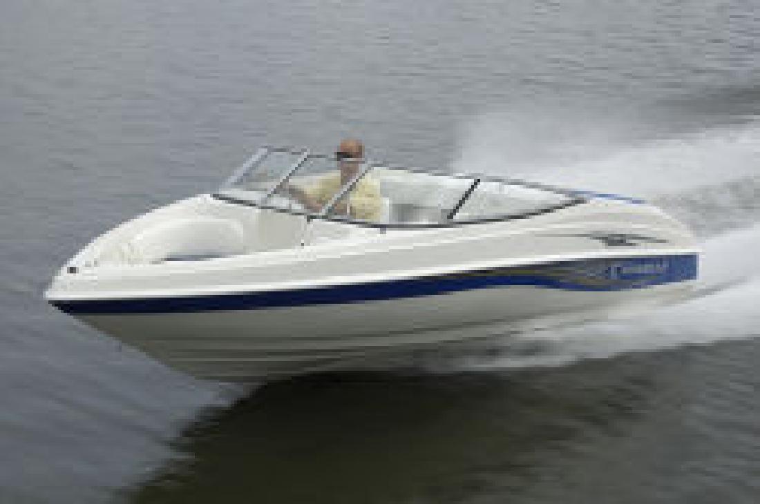 2009 18' Caravelle 186 Bowrider