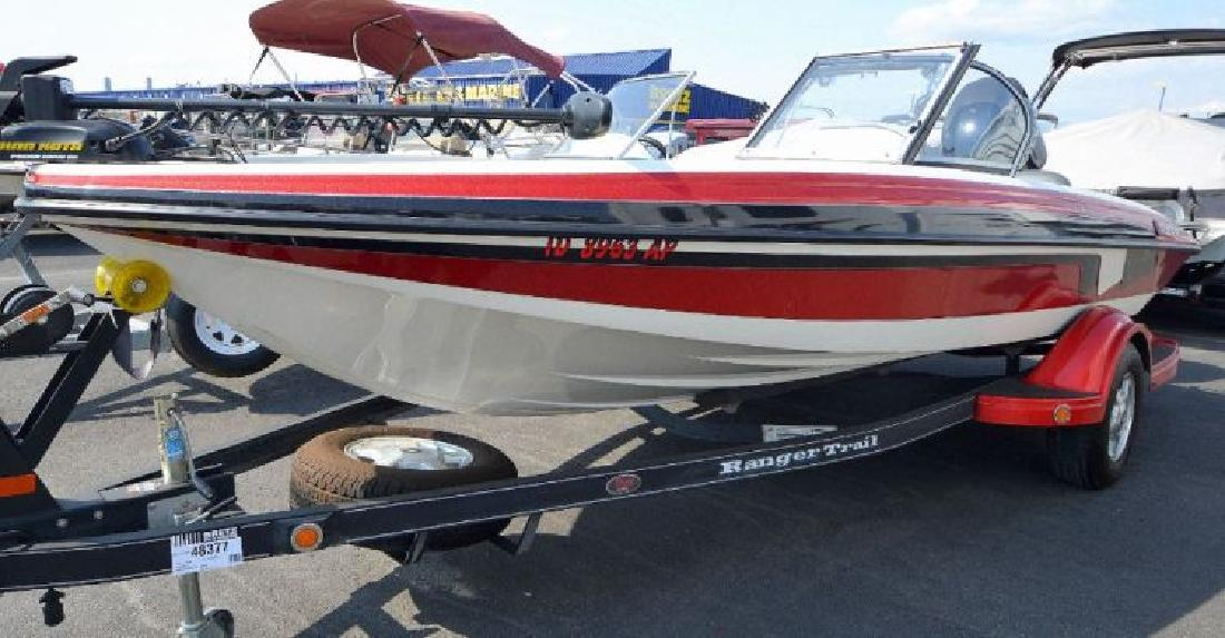 2008 - Ranger Boats AR - 186 Reata in Missoula, MT