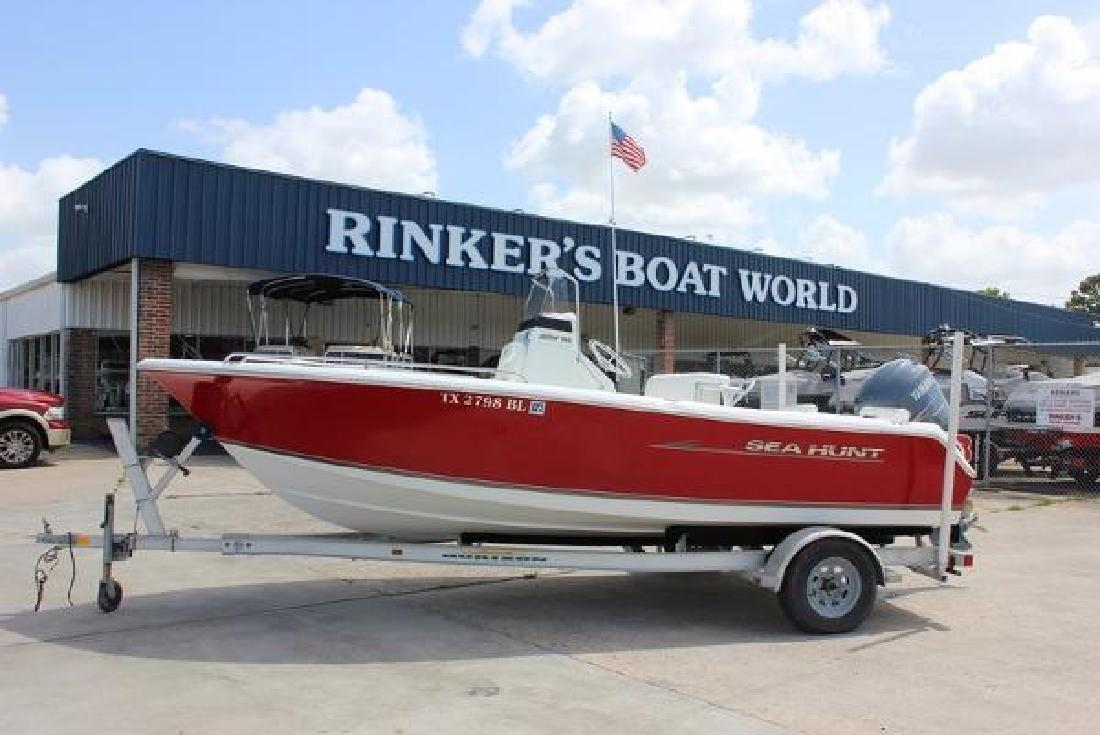 Triton fishing boats new and used boats for sale for Used fishing boats for sale in houston