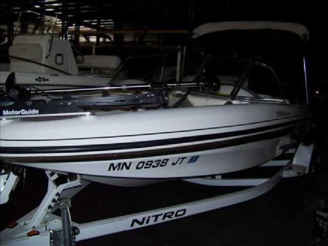 $14,995 2004 Bass Tracker 188 NITRO SPORT