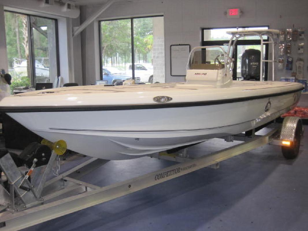2015 - Action Craft Boats - 1890 Flatsmaster in Bluffton, SC