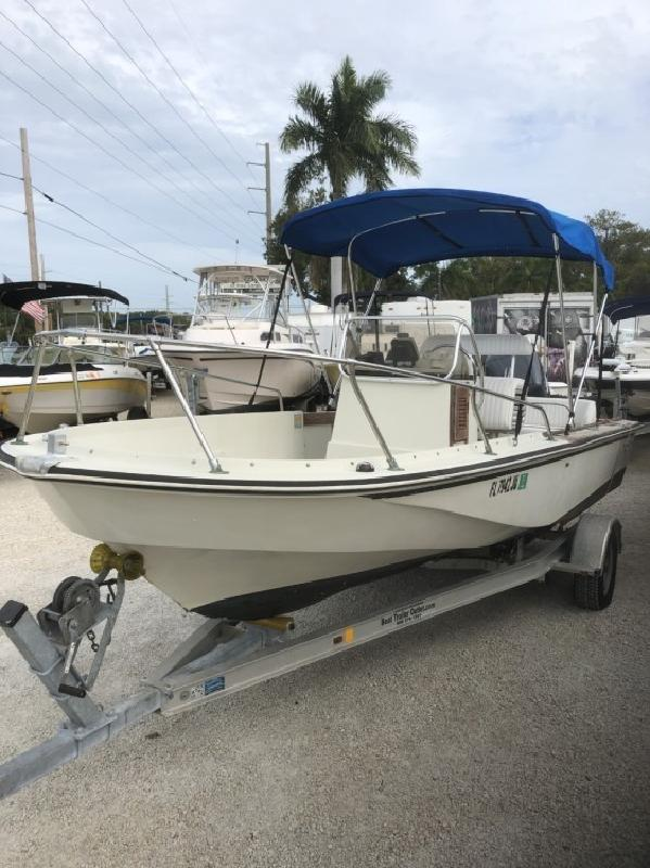 1985 - Boston Whaler Boats - 18 Outrage in Key Largo, FL