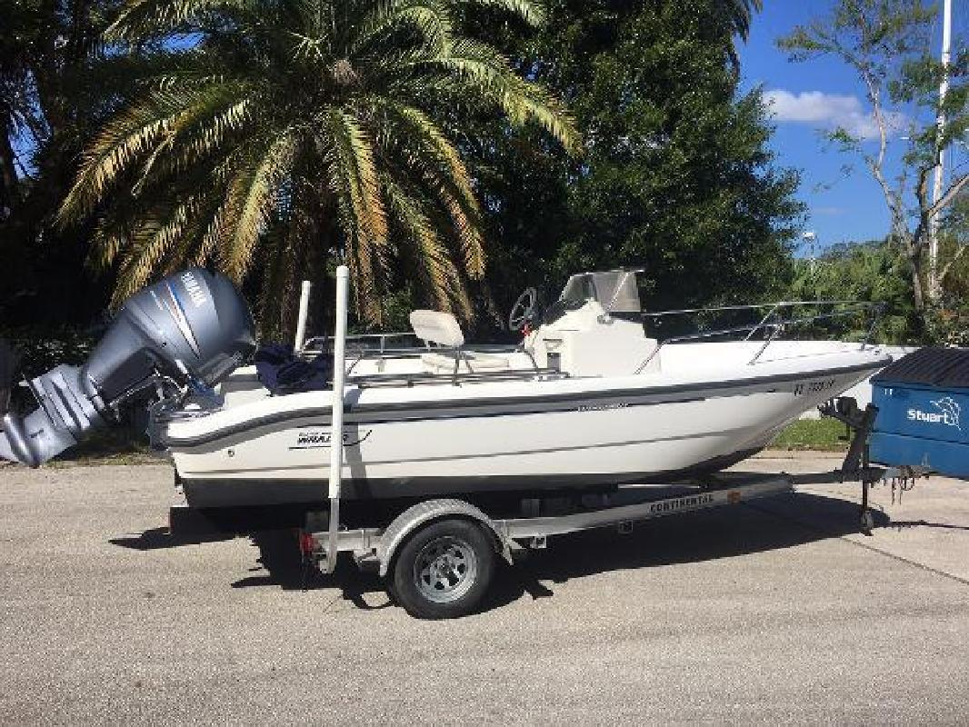 1999 Boston Whaler Dauntless 18 Stuart FL