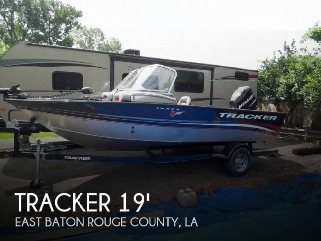 2012 Tracker by Tracker Marine V 18 Targa WT Baton Rouge LA