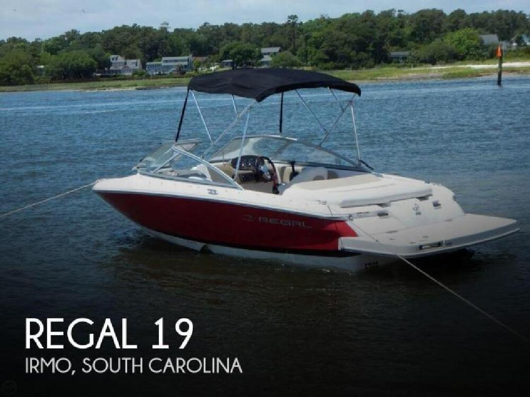 2013 Regal Boats 1900 Irmo SC for sale in Irmo, South