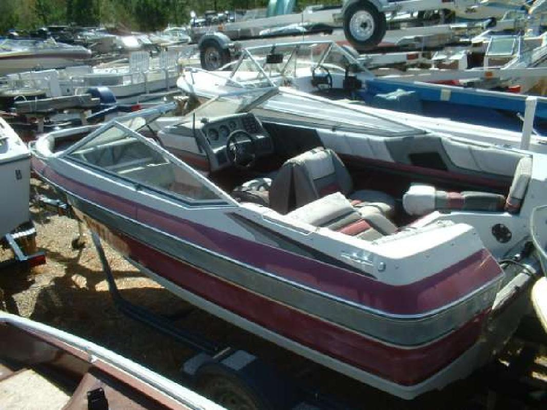 1989 17 39 maxum u s marine 1900 xr bowrider outboard for for Bowrider boats with outboard motors