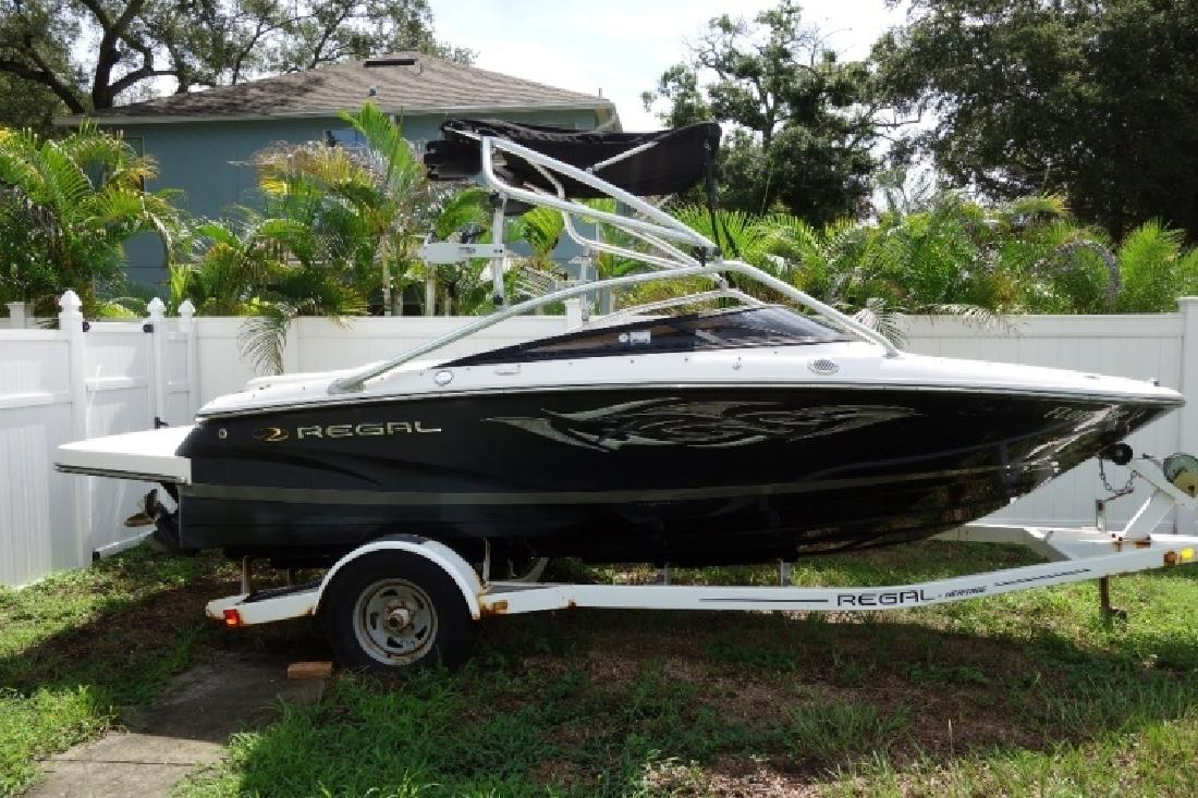 2011 - Regal Boats - 1900RS in Tampa, FL