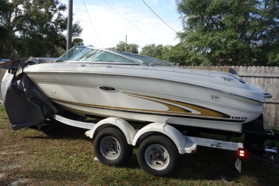 2001 - Sea Ray Boats - 190 Bow Rider in Tampa, FL