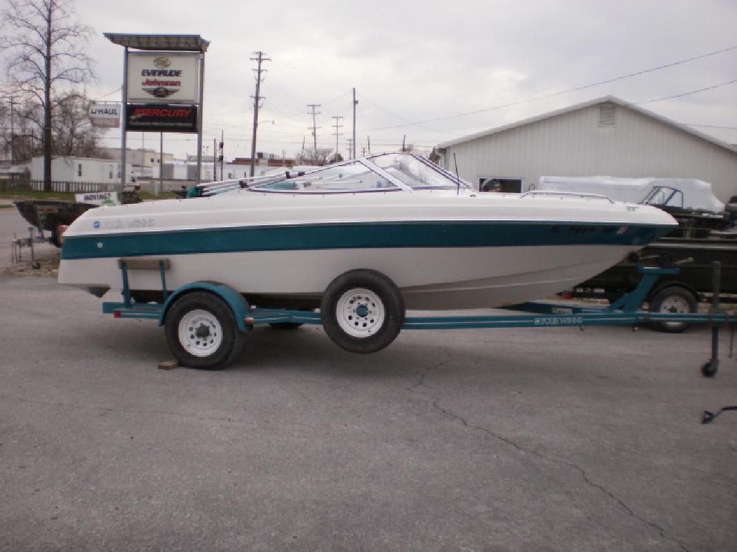 1995 - Four Winns Boats - 190 Horizon in Beardstown, IL