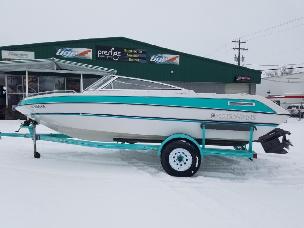 1993 - Four Winns Boats - 190 Horizon LE in Boise, ID