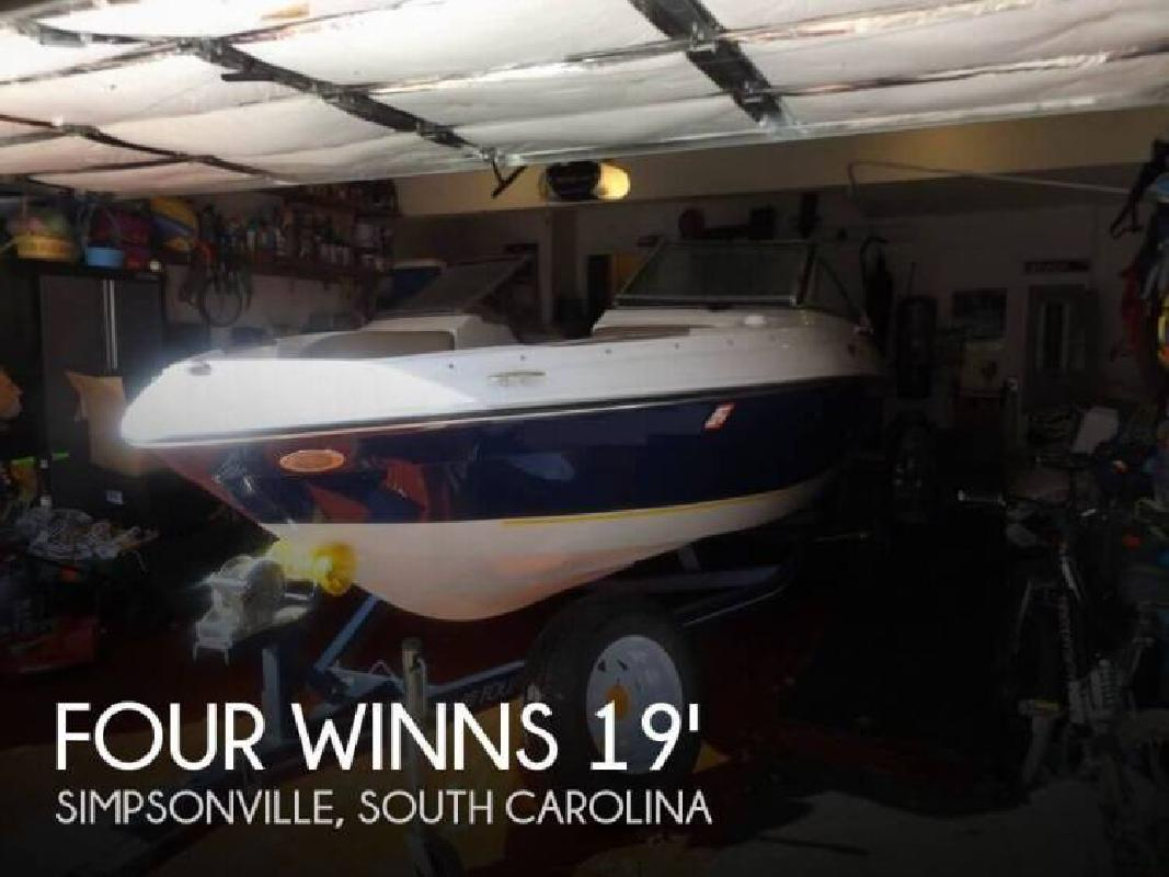 2007 Four Winns Boats 190 Horizon Simpsonville SC