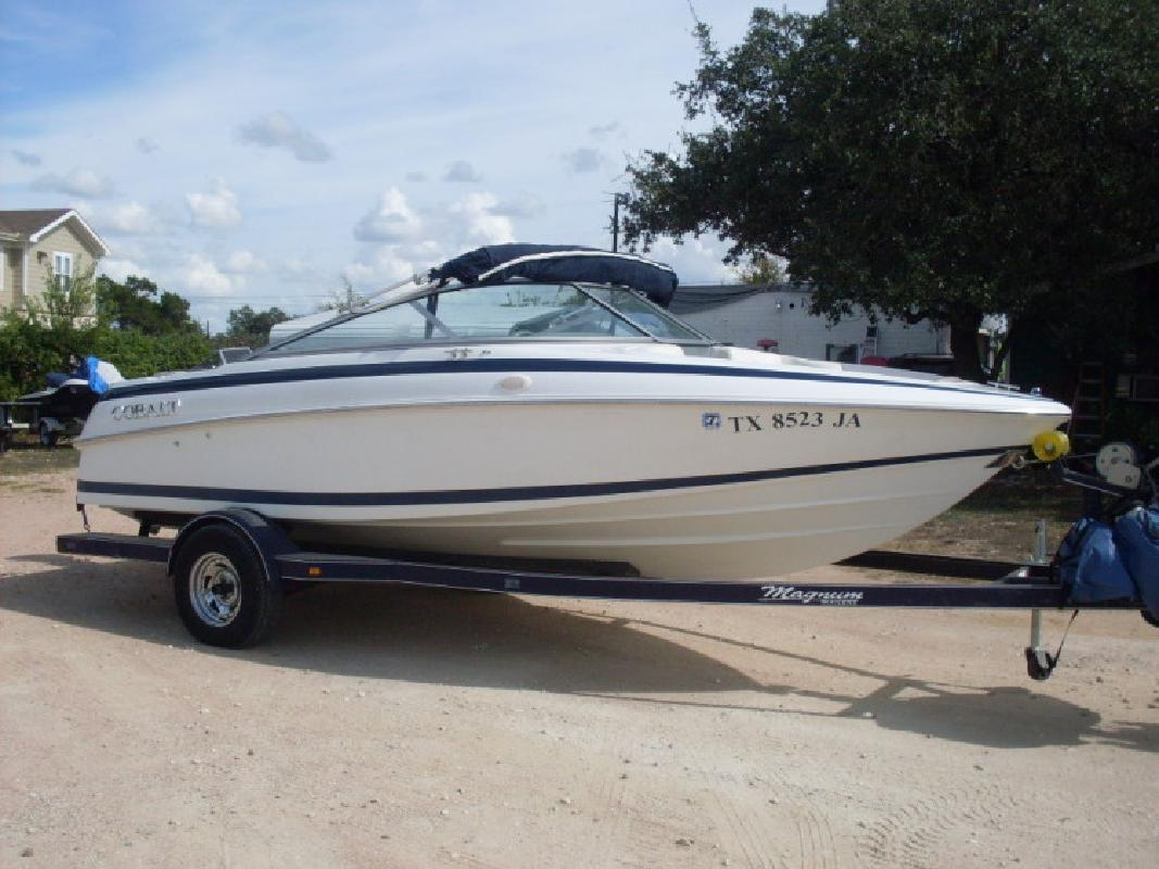 1998 - Cobalt Boats - 190 in Austin, TX for sale in Austin, Texas | All Boat Listings.com