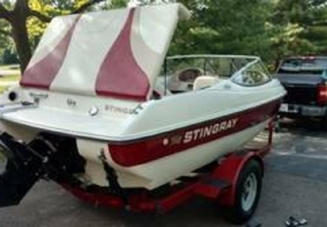 1999 - Stingray Boats - 190RX Rally in Calabasas, CA