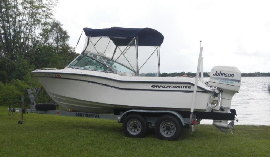 1997 - Grady-White Boats - 192 Tournament in Orlando, FL