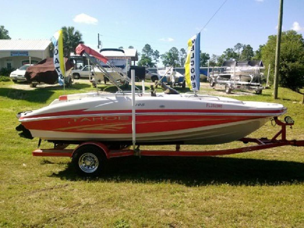$15,900 2006 Tahoe 195 Deckboat for sale in Tallahassee