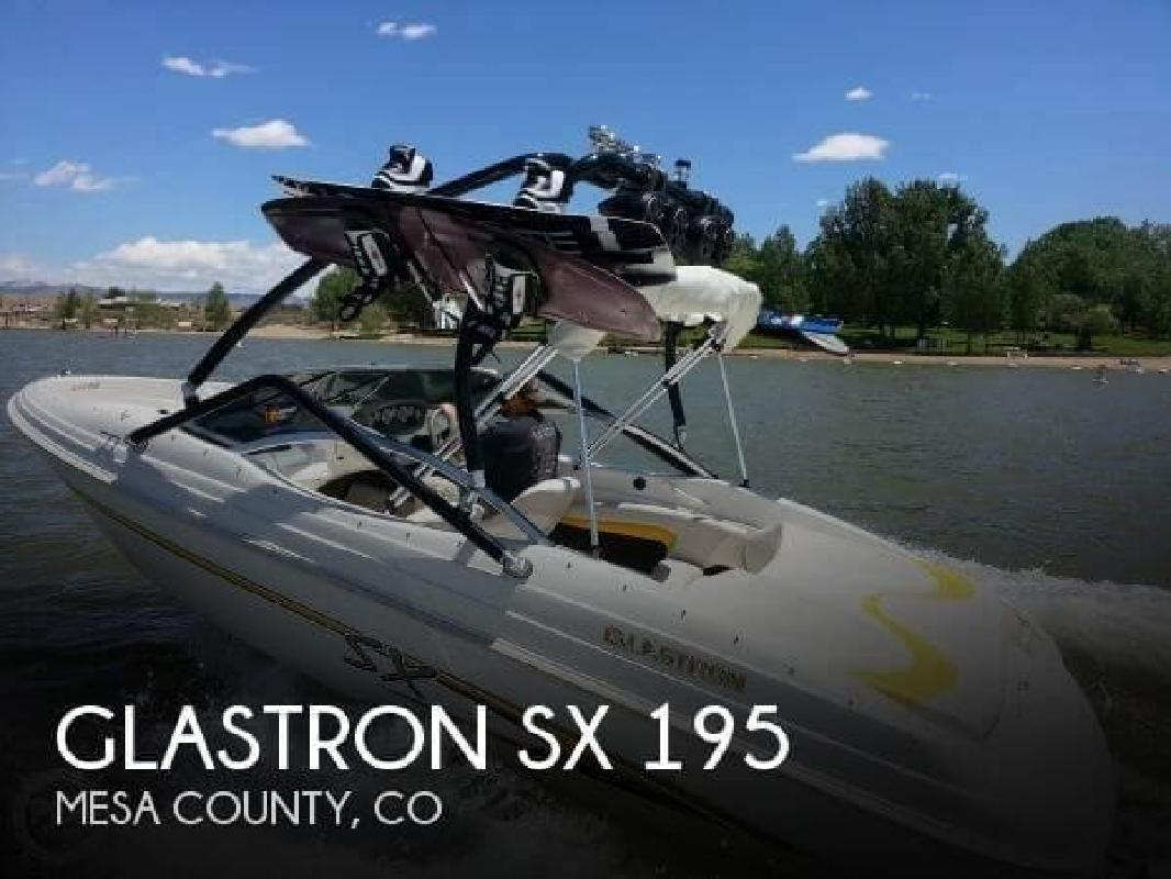 2005 Glastron Boats SX 195 Grand Junction CO