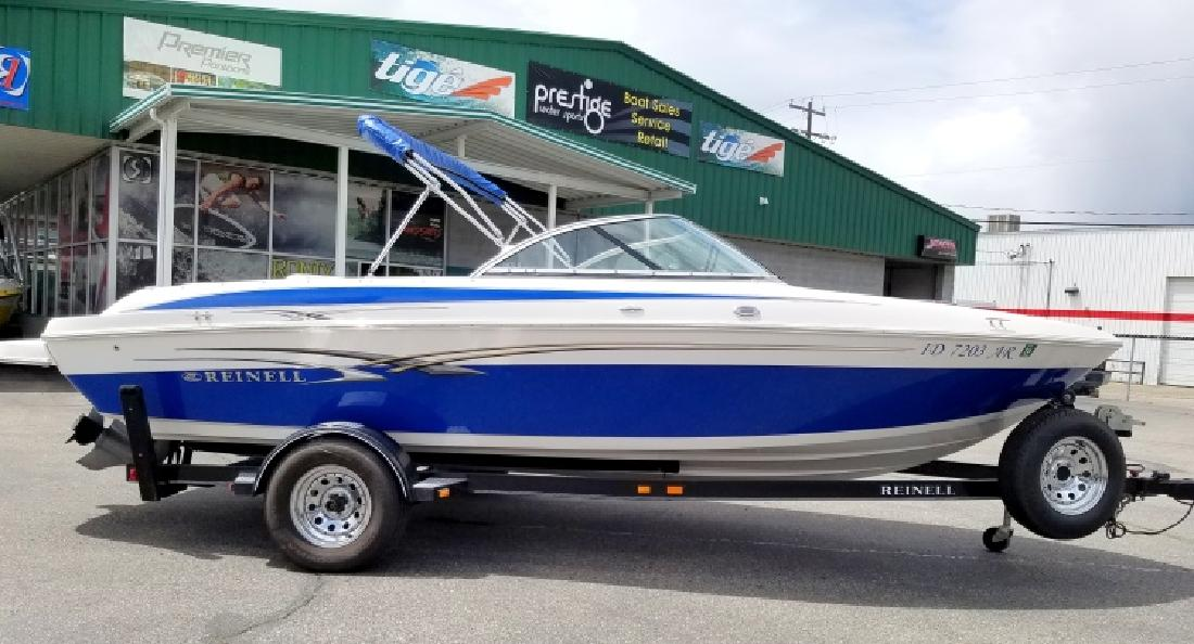 2011 - Reinell Boats - 197 LS in Boise, ID