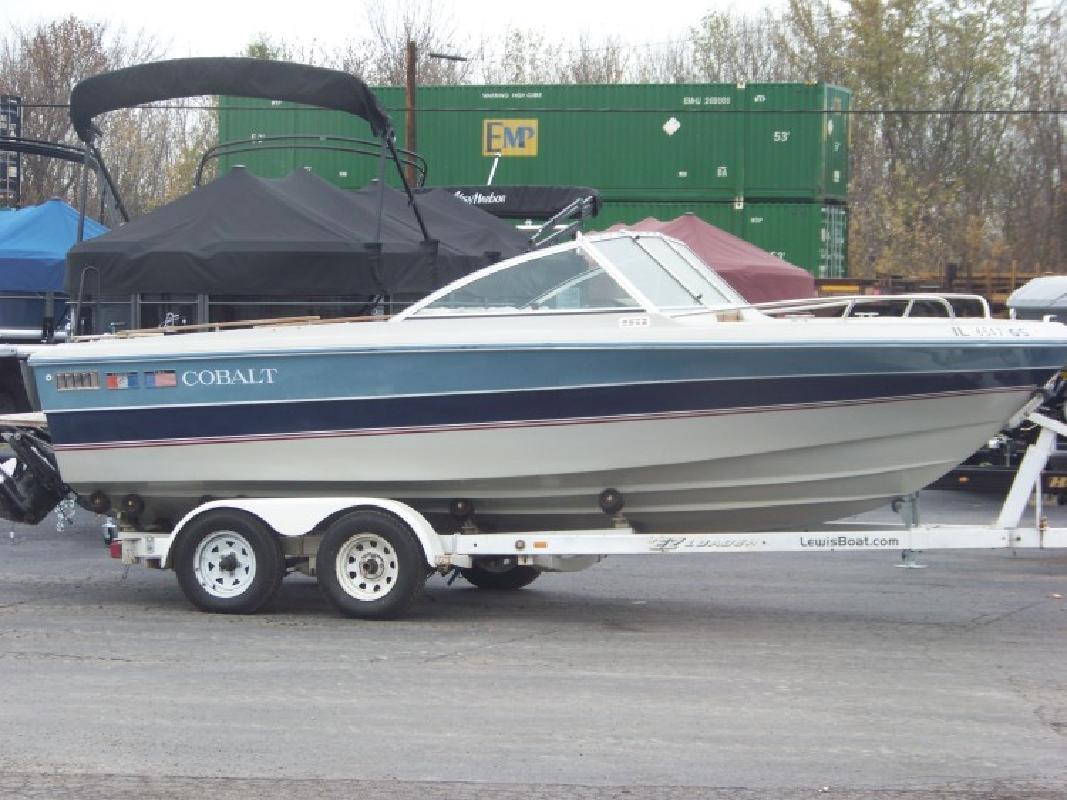 1987 - Cobalt Boats - 19 Bowrider in Dupo, IL