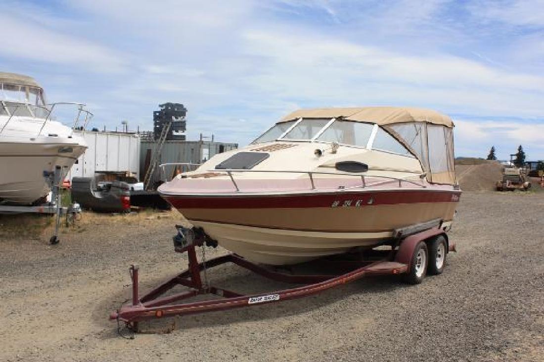 1986 Blue Water 19 Eugene OR