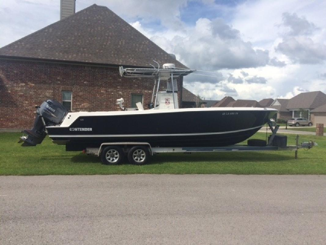 Contender | New and Used Boats for Sale in Louisiana