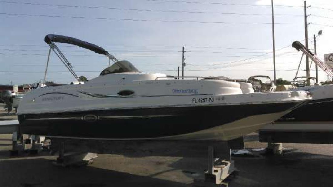 2012 STARCRAFT MARINE Limited 2009 OB Englewood FL
