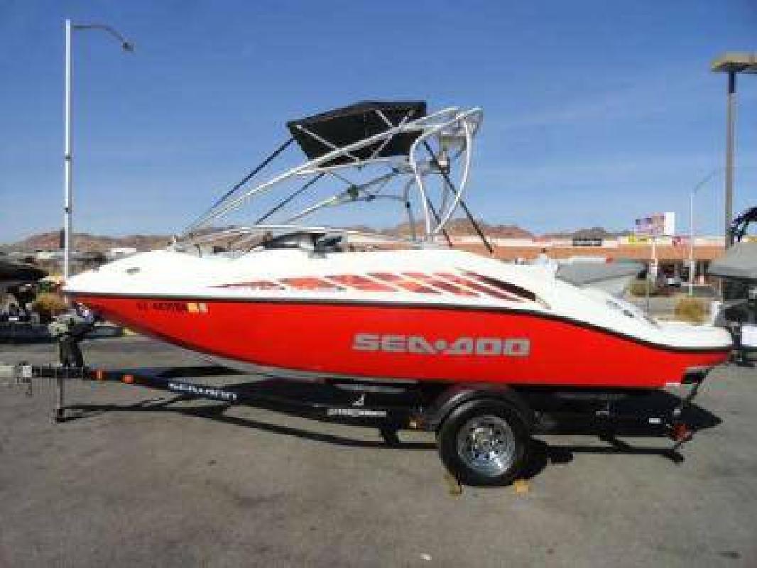 $16,995 2005 Sea-Doo Speedster 200 (370 hp)