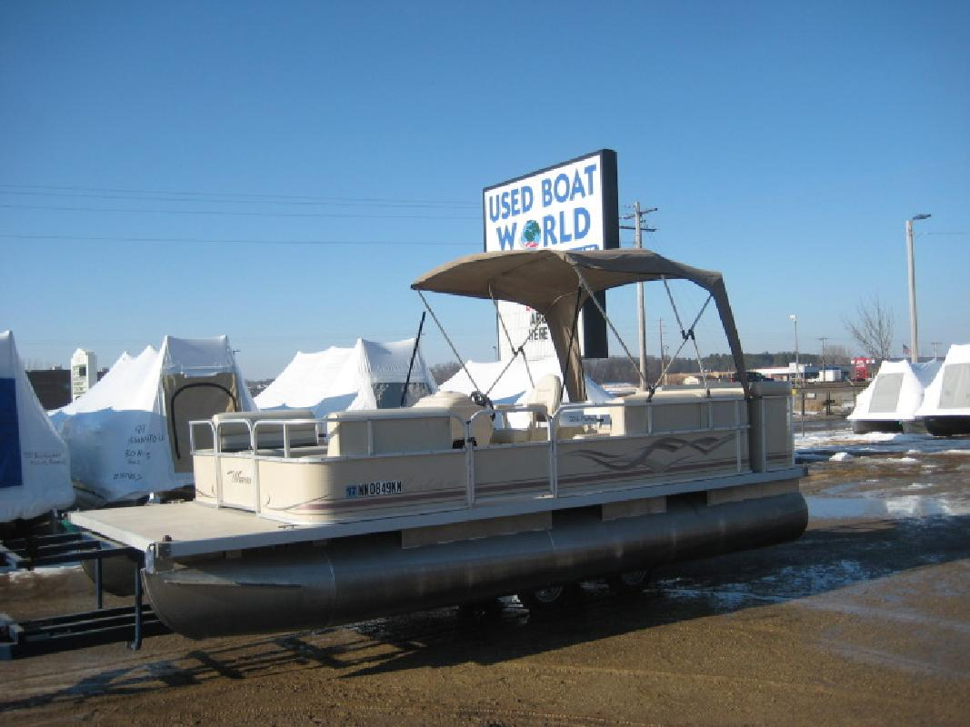 2009 - Weeres Pontoon Boats - Cadet 200 Cruise SE in East