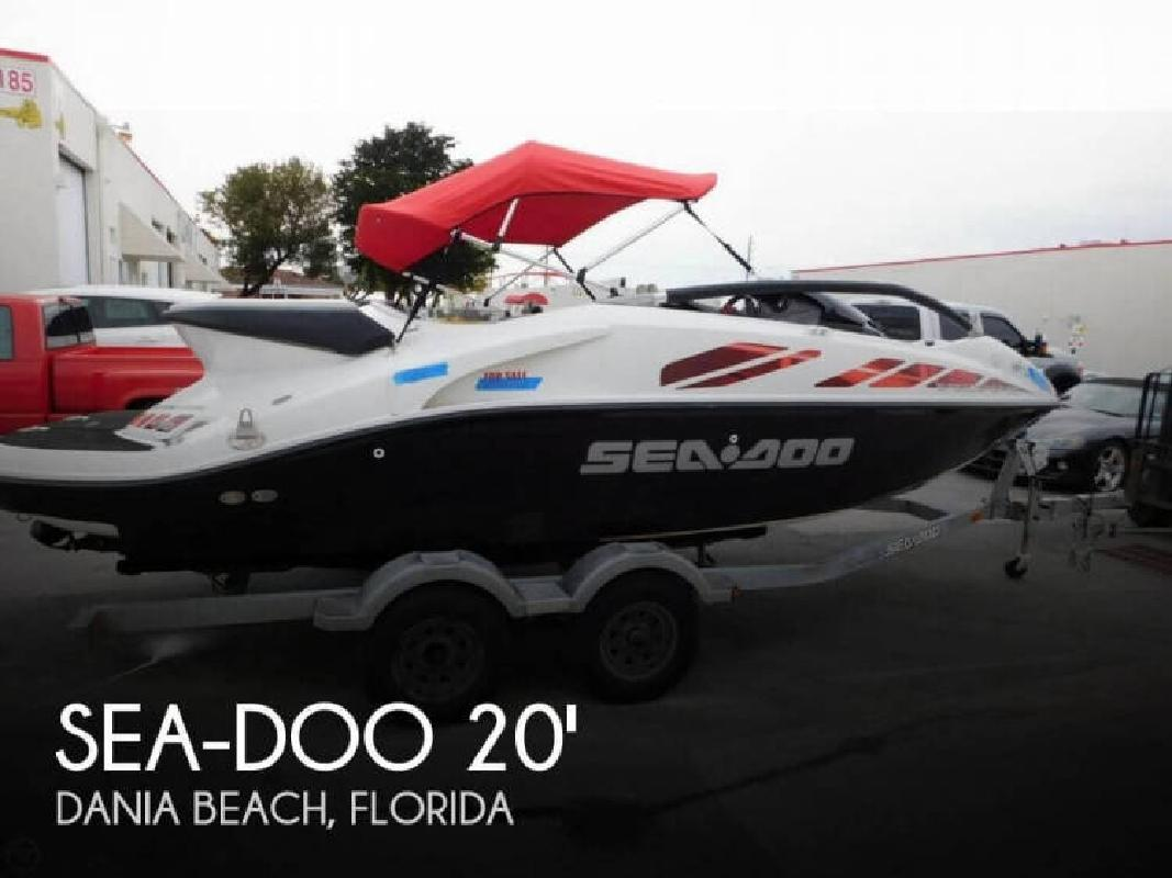 2006 SeaDoo Speedster WAKE 200 Dania Beach FL