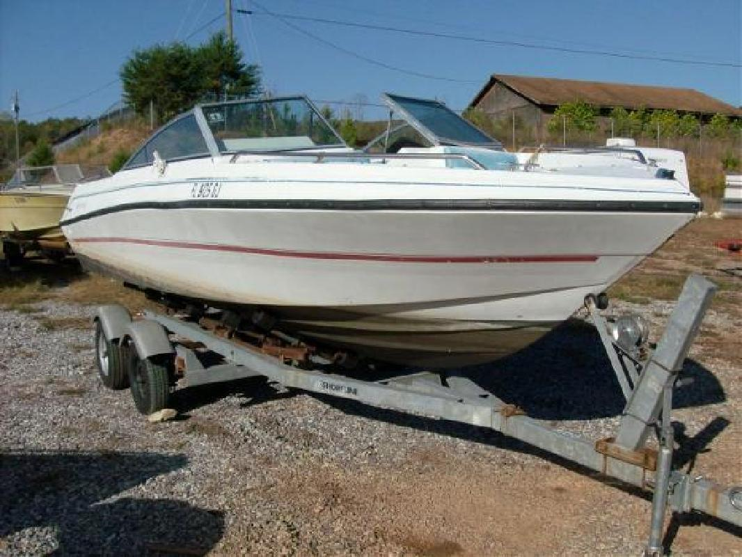 1989 20 39 four winns 200 horizon outboard bowrider for sale for Bowrider boats with outboard motors