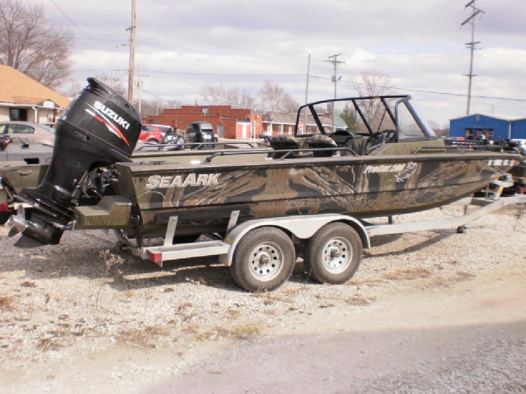 2015 Sea Ark Pro Cat 200 in Beardstown, IL