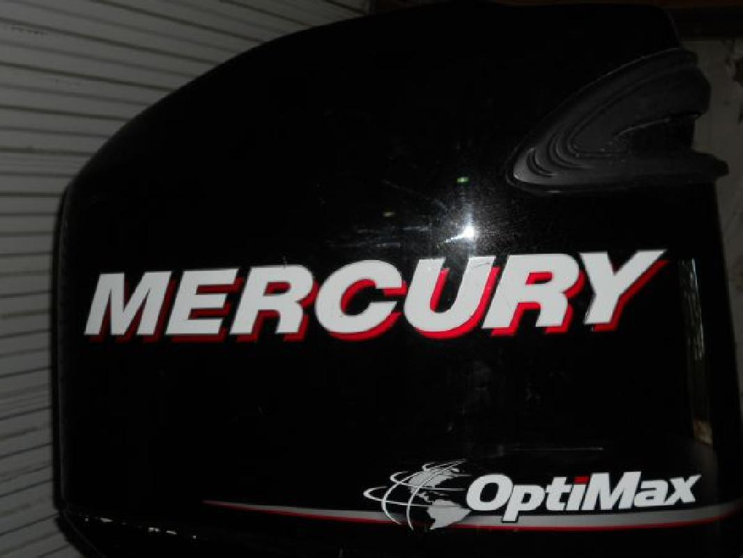 2003 20' Mercury 200 Optimax