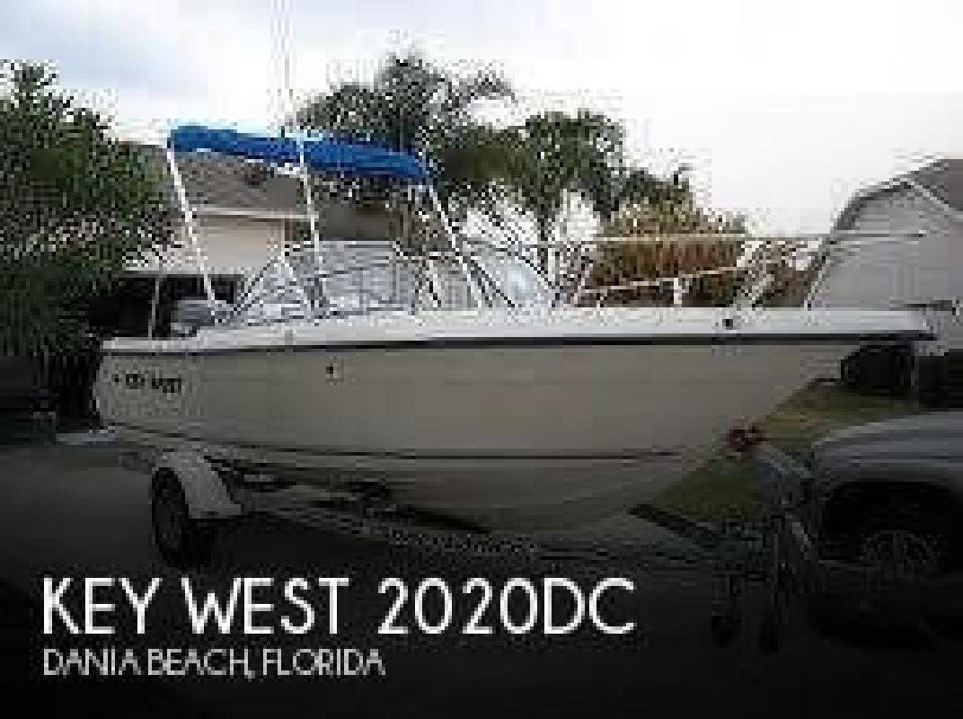 2000 Key West Boats 2020DC Dania Beach FL